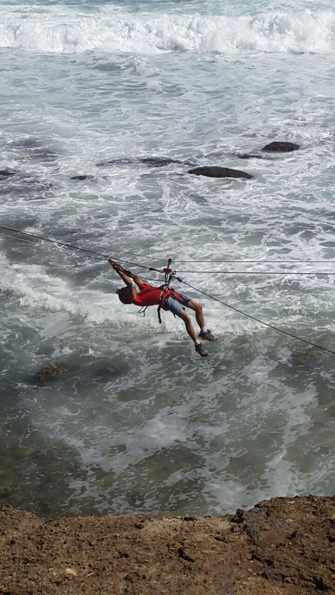 tyrolean pantai jogan